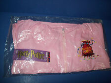 HARRY POTTER PINK RAIN JACKET COAT GIRLS S 8/10 NEW WITH TAGS NWT