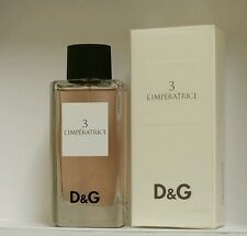 D & G 3 L'imperatrice by Dolce & Gabbana EDT Spray 3.3 oz