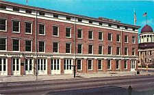 LINCOLN AND HERNDON LAW OFFICE BUILDING SPRINGFIELD ILLINOIS POSTCARD