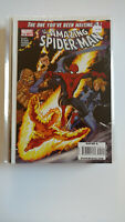 THE AMAZING SPIDER-MAN 590 MARVEL HIGH GRADE COMIC BOOK K5-85