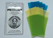 Slippy Billard Cue Paper USA 3 x 4 Microschleiffolien waschbar