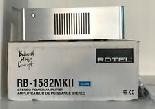 Rotel rb-1582 MKII AMPLIFICATORE OVP