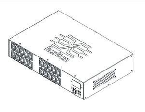 PX3-5460R-C5 Raritan 20-Outlets PDU Rackmount Intelligent Rack  IEC 60320 C13