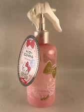1 x 250ml Hello Kitty Spray Bottle - Sanrio Japan - Japanese Kawaii Kids Cat
