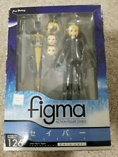 Max Factory Figma 126 Fate/Zero Saber Action Figure 100% Authentic USA SELLER