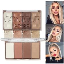 O.TWO.O MAKEUP CONTOUR KIT CONTOURING BRONZER POWDER HIGHLIGHTER PALETTE LIGHT