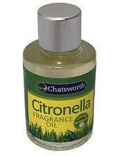 10ml Citronella Fragrance Oil Outdoor Garden Travel Anti Bug Fly Mosquito