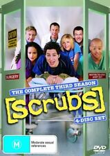 SCRUBS : Season 3 - Discs 1 & 4 only - DVD # 733