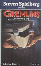 Gremlins.Steven SPIELBERG.Flamme.Illustree 1984.  SF9