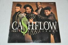 "Cashflow - That's the ticket - 80er - 12"" Maxi Single Vinyl Schallplatte LP"