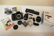 Panasonic LUMIX DMC-GH4 16MP 4K Digital Camera 42.5mm F1.7 OIS LENS + 32GB + MIC
