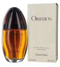 Obsession Perfume For Women By Calvin Klein 3.3.4/oz EDP Spray NIB Sealed