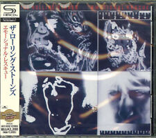 THE ROLLING STONES-EMOTIONAL RESCUE-JAPAN SHM-CD E50