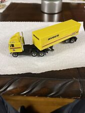 Rare New SOLDOUT AW Xtraction Black Semi Comp Cams Trailer HO Slot Car Fit AFX