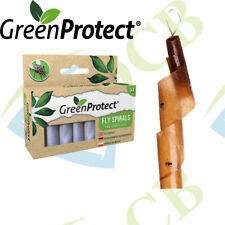 Green Protect Fly Insect Catcher Killer Tape Strip Pest Bug Wasp Window Office