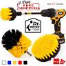 Holikme 4 Pack Drill Brush Power Scrubber Cleaning Brush Extended Long Attachmen