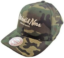 Mitchell & Ness Snapback 110 Curved Pinscript Own Brand / woodland / One Size