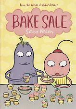 Bake Sale BRAND NEW BOOK by Sara Varon (Paperback 2011)