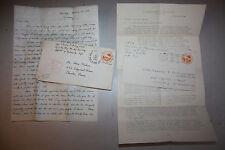 14 Belege WK II - teilweise mit Briefen als Inhalt  - siehe Galeriebilder
