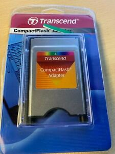 Transcend Compact Flash Adapter