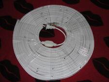 Led neon Light 110V Waterproof Flex Neon Strip Ribbon Tape, cool White 10M.