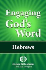 Engaging God's Word--Hebrews by Community Bible Study (2012, Paperback)