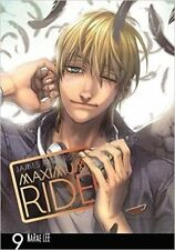Maximum Ride Manga, Volume 9 by Patterson, James -Hcover