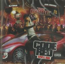 Game & Black Wall Street ( BWS )  - Code Red Level Six Import  CD  NEW / SEALED