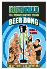 Bongzilla Beer Bong Funnel BeerBong Head Rush Party 6 PERSON tap 12 Beers