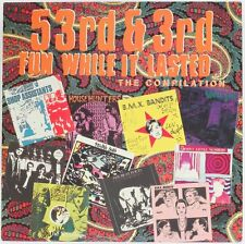 53rd & 3rd Fun While It Lasted- The Compilation  Various Vinyl Record