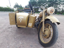 Motocykl Dniepr,Ural, Iż replika BMW 1943 Afrika Korps