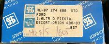 Serie Bronzine Banco STD Ford Ford Fiesta 1.6 D Ks 87274600