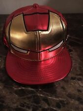 New Era Iron Man Avengers Hat Cap 59fifty 7 5/8