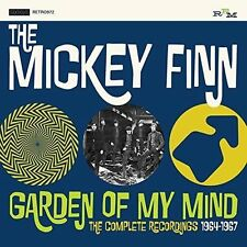 The Mickey Finn-Garden of My Mind:Complete Recordings '64-67 CD SEALED freakbeat