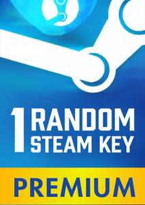 1 Random Steam Key- PC Region Free⭐⭐⭐