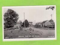 Arborfield Cross War Memorial Nr Reading RP pc unused  Frith Ref E571