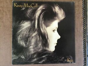 Kirsty MacColl -  KITE 1989 virgin records EXCELLENT CONDITION