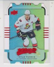 2015-16 Upper Deck MVP #31 Kyle Turris Ottawa Senators Colours and Contours