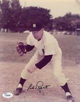 Ed Lopat Yankees Jsa Signed 8x10 Photo Authentic Autograph
