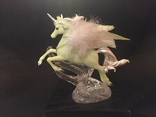 Hamilton Collection - On Wings of Charm - Unicorn - Wings of Enchantment