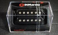 DiMarzio® DP227 LiquiFire Humbucker Neck Pickup~Black~REG-Spaced~USA~Brand New