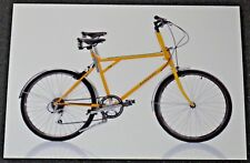 Classic Bicycle BUDDY BIKE Postcard new