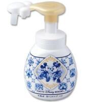 Tokyo Disney Resort Mickey Shape Hand Soap Minnie Classic Blue Disneyland Biore