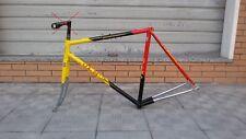 Vintage Columbus steel frame Olmo Sanremo telaio bici da corsa