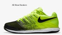 "NikeCourt Air Zoom Vapor X ""Volt/White/B"" Men's Trainers Limited Stock All Sizes"
