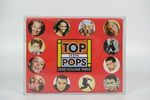 Top of The Pops 2000 Volume Three- Cassette Tape BBC