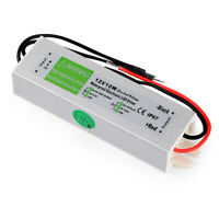Waterproof DC12V IP67 10W LED Driver Power Supply Transformer