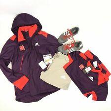 Olympic London 2012 Adidas voluntario uniforme Coleccionable Recuerdos Pin insignias