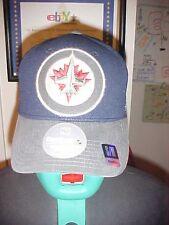 Winnipeg Jets NHL Reebok Flex-Fit S/M Hat/Cap New w/o Tags Free Shipping