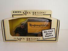 Mib Ertl Die Cast Montgomery Ward 1926 Mack Bulldog Delivery Truck Piggy Bank